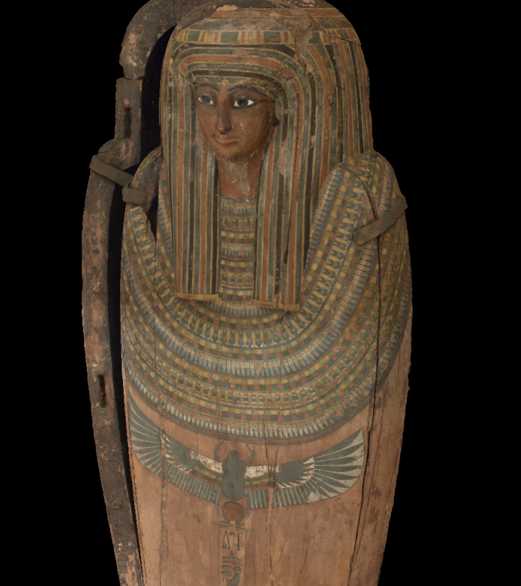 Nespaperennub middle coffin