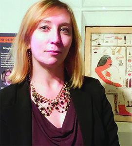 Dr. Rita Lucarelli