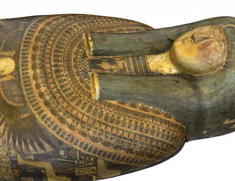 Cartonnage of Nespaperennub